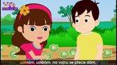 Písničky pro děti a nejmenší   Kolo kolo mlýnský etc  mp4