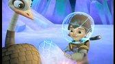 Milesova vesmírná dobrodružství 02   Cesta na ledovou planetu, Útok Kmitounů avi