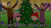 Půjdem spolu do Betléma ; Jak si krásné neviňátko  24 min   České Vánoční koledy   Písničky pro děti mp4