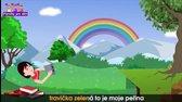 Písničky pro děti a nejmenší  Prší, prší, jen se leje   21 min mp4